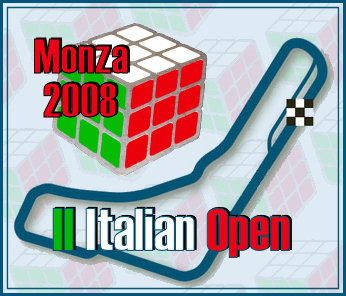 2nd Italian Open LOGO